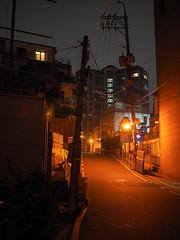 alley (METJEONG) Tags: alley night light street streetlight dark darkness em1