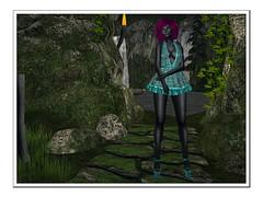 Tribal Girl (thewhitpit) Tags: avatar female west end raven luminous sapphire mayfly lara maitreya gwen catwa hecate lumae tameless hair keegan hashtag event anniversary make mode
