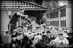 Joy and Happiness (Herr Nergal) Tags: hx400v sony people victory sport leute fussball soccer street deutschland saarland
