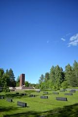 DSC_6064 (porkkalanparenteesi) Tags: hautausmaa neuvostoliitto porkkalanparenteesi porkkala soviet suomi kirkkonummi kolsari kolsarby