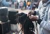 Street entrepreneur (Rushay) Tags: 50mm africa african business dreadlocks easterncape hair hands locs nikond810 portelizabeth portrait southafrica twisting