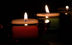 Candle light (AuntNett) Tags: nikon d7200 candle macro flame