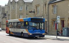 Photo of Stagecoach 34495 KV53NHM Emlyn Square, Swindon 17 July 2017