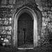 Abandoned+Church+Gate