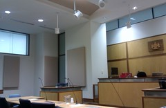 Improve Sound in Court room - Sontext