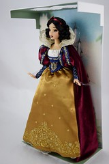 2017 D23 Snow White Limited Edition 17 Inch Doll - Disney Store Purchase - Deboxing - On Backing - Full Right Front View (drj1828) Tags: d23 2017 expo purchases merchandise limitededition artofsnowwhite snowwhiteandthesevendwarfs snowwhite princess deboxing certificateofauthenticity le1023
