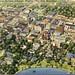 Aerial View Orlando Vintage Postcard