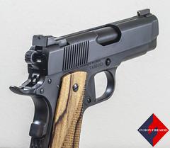 1911 Pistol, Fusion Firearms- Officer (Fusion Precision Engineering) Tags: 1911coltpistol colt pistol m1911 m1911a1 custom1911pistols 9mm 45acp 40sw 10mm 38super 9x23 400corbon firearms 1911parts 1911assemblies lpasights fusion fusionfirearms