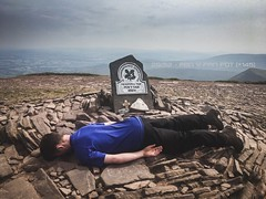 29/52 - Pen Y Fan FDT (#145) (Forty-9) Tags: dukeofedinburghgoldaward dukeofedinburgh project522017 forty9 tuesday facedowntuesday facedown iphone6splus tomoskay penyfan apple fdt145 fdt 18072017 2952 2017 mountain dofe 52 iphone 18thjuly2017 522017 penyfanfdt project52 july