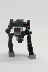 Lil' Mech (Johann Dakitsch) Tags: lego moc mech toy mini micro walker robot scifi