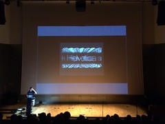 William Montrose (frankrolf) Tags: 2014 atypi atypi2014 barcelona dhub museudeldisseny williammontrose