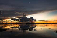 Changes @Corumbá,Mato Grosso do Sul,Brazil (José Eduardo Nucci Photography) Tags: corumbá pantanal world colors bridge mirror relax photography wild sky clouds magic flickr joséeduardonucci d800 nikkor 28300mm lights atmosphere landscape sunset sunrise blue morning feelings love serenity peace symetric shadows southamerica