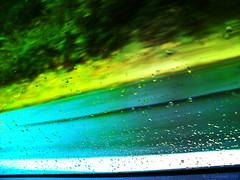 Back on the road (Join me on Facebook!) Tags: route pluie rain vitesse speed autoroute surrealism onirism abstract dreamlike digitalart digital lghtsandshadows travel voyage motorway highway lumières ombres