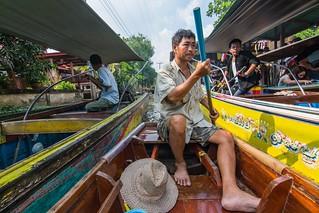 marche fottant damnoen saduak - thailande 40