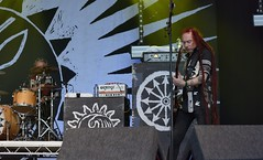 401-20170604_13th Wychwood Music Festival-Cheltenham-Gloucestershire-Main Stage-The Levellers-drums, base guitar (Nick Kaye) Tags: wychwood music festival cheltenham gloucestershire england
