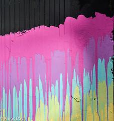 Colour study (Flip the Script) Tags: graffiti painter paint texture abstract color colour summer london professional photographer photo aerosol insta instagram art splash