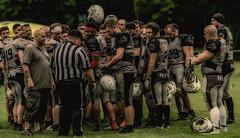 Vor dem Spiel (EUgenG_) Tags: american football