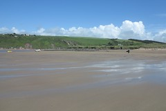 bantham50 (West Country Views) Tags: bantham sand devon scenery