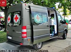 UC 03933 - Mercedes Benz Sprinter 316/Auto Form - Wojsko Polskie (Pawel Bednarczyk) Tags: uc03933 mercedes benz sprinter 316 auto form wojsko polskie wp armia wojskowa służba zdrowia karetka ambulans gamet ambulance carambulance army