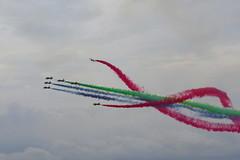Artistes dans le ciel (moscouvite) Tags: heleneantonuk moscou sonydscrx100m2 maks2017 ciel airshow avion