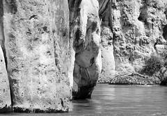 (Px4u by Team Cu29) Tags: fels felsen wasser donau flus baum weltenburg kelheim landschaft naturschutzgebiet weltenburgerenge einfarbig outdoor heiter kanu wassersport schwimmen