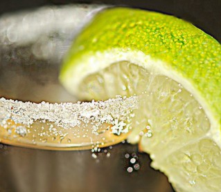 ~I like to drink you with a little salt and lime....~