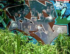 graffiti and streetart in bangkok (wojofoto) Tags: graffiti streetart bangkok thailand wojofoto wolfgangjosten ba throws throwups throwup