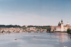 River (Andy Yankovskyi) Tags: eurotrip film fujifilm superia europe photography prague czech republick city sites street