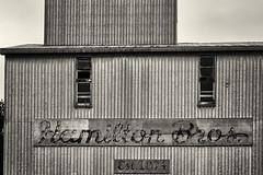 Hamilton Brothers Feed Mill (Photo Oleo) Tags: ontario glenhuron daytrip creemore rural explore retro signage type