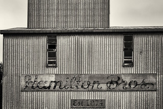Hamilton Brothers Feed Mill