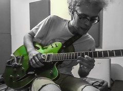 Frank Wilder recording guitar for his debut EP (hopetownsound) Tags: hopetownsound musicphotography philadelphia philly doylestown producer bands rock gretsche recordingartist recordingstudio recording guitarplayer guitarist guitars guitarlove guitar