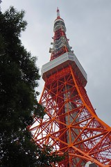 Tokyo Tower (OlivierBo35) Tags: