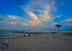 Looking for a good spot to go fishing (Singing With Light) Tags: 17th 2017 alpha6500 ct milford mirrorless nycny silversandsstatepark silversands singingwithlight sunsetjune a6500 boardwalk july photography singingwithlightphotography walnutbeach