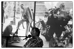 Val Wilmer - The Wire Salon @ Cafe Oto, London, 17th July 2017 (fabiolug) Tags: valwilmer valeriewilmer photographer writer jazz photography thewiresalon talk avantgarde freejazz cafeoto london dalston music gig performance concert live livemusic leicammonochrom mmonochrom monochrom leicamonochrom leica leicam rangefinder blackandwhite blackwhite bw monochrome biancoenero zeisscsonnartf1550mmzm zeisszm50mmf15csonnar zeisscsonnar zeisssonnar zeiss sonnar 50mm sonnar50mm 50mmf15 dextergordon