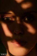 Kristina (MihailDolghintev) Tags: portrait nikon vogue photovogue light shadows eyes face black d5200 85mm