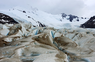Day 6: Crossing the Túnel glacier
