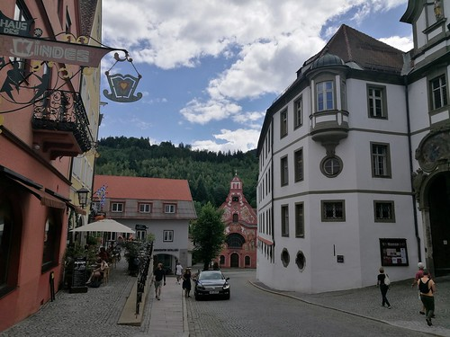 Fussen on the Romantic Road Germany (11)