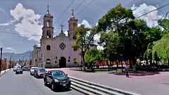 Saltillo,  Convento de San Francisco, hoy (jerodamor@yahoo.com.mx) Tags: historia saltillo coahuila méxico parorámica