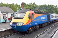 2017-07-15 EM 43044 (0630 Derby-Pickering 'Pickering Paxman' charter) Grosmont 3 (John Carter 1962) Tags: trains rail railways nymr hst 125 eastmidlandstrains railtour pickeringpaxman