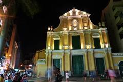 St. Dominic's Church (namhdyk) Tags: macau stdominicschurch worldheritage canon canong7x