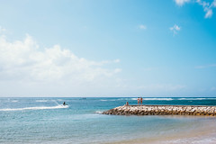 JA_20170714_050315.jpg (sadetutka) Tags: horizon beach sanur bali pier water indonesia sand sea rocks