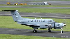 10-0259 US Army Beech C-12U Huron,Glasgow Prestwick.24/6/17 (BS Images.) Tags: 100259 us usarmy beechcraft beech c12 huron military airport aircraft aviation ayrshire egpk glasgowprestwick gpa prestwick prestwickairport pik southayrshire scotland
