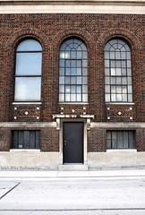 Hamilton Buildings (loveleighmiles) Tags: architecture photography doors windows hamilton ontario canada reflection concrete brick