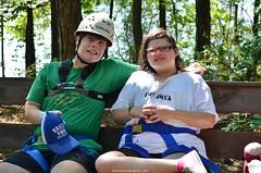Thursday Morning (Camp ASCCA) Tags: demo farm water slide zipline campascca