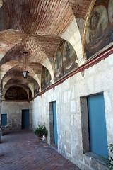 Monasterio Santa Catalina (sacipere) Tags: arequipa peru santacatalina kloster fresken