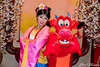Mulan and Mushu (disneylori) Tags: mulan mushu disneycharacters facecharacters meetandgreetcharacters characters unitedkingdom worldshowcase epcot waltdisneyworld disneyworld wdw disney photopassday