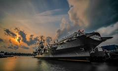 The Intrepid (wenizm) Tags: lovelongexposure longexpo exposures sony sonya7rii intrepid longexposure