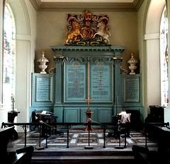 [52755] St Werburgh, Derby : Old Chancel (Budby) Tags: derby derbyshire church churchesconservationtrust reredos