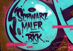graffiti and streetart in bangkok (wojofoto) Tags: graffiti streetart bangkok thailand wojofoto wolfgangjosten schwarzmaler
