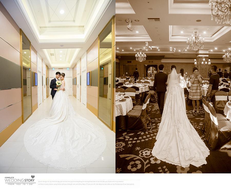 [婚禮紀錄-Yen] 僑園大飯店